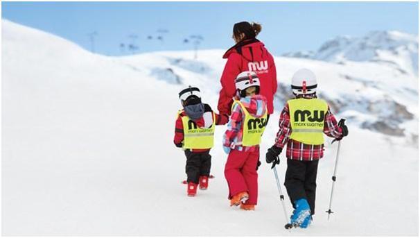 Mark Warner Skiing in Austria