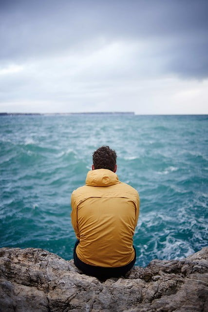 traveling alone photo