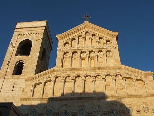 Cagliari cathedral photo