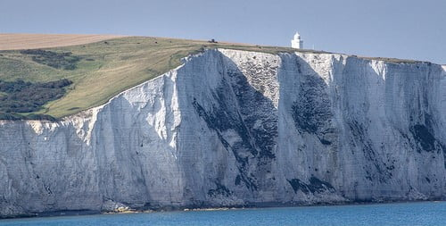 white cliffs of dover photo
