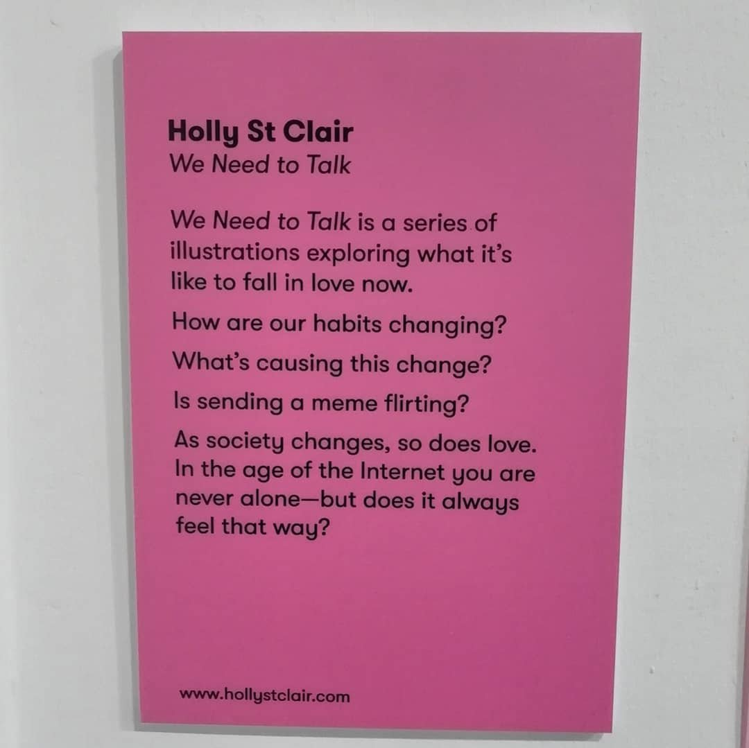 We Need To Talk - Holly St Clair 1