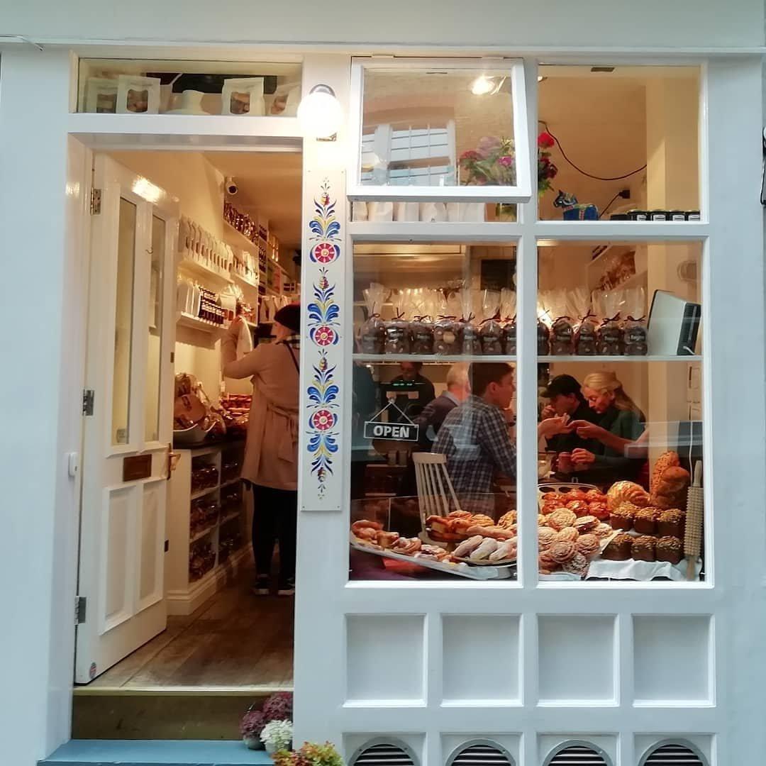 Best bakeries in London, Bageriet