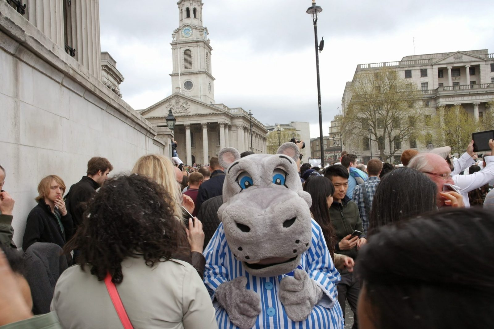 10 Fun Facts & Stories Behind Trafalgar Square 1